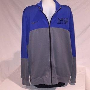 Nike Elite Zip Up Sweatshirt!